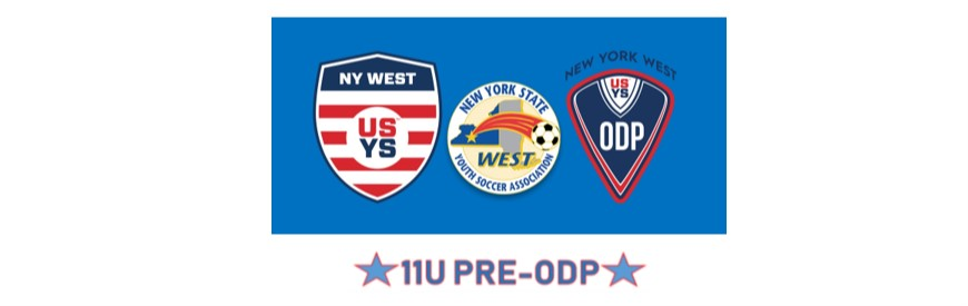 2020/21 11U Pre-ODP Sites and Dates Announced